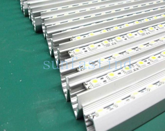 LED light aluminum